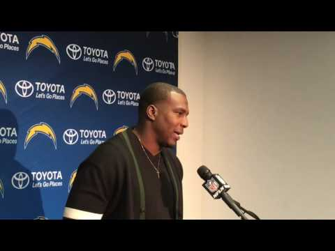 Antonio Gates on Chargers moving to LA