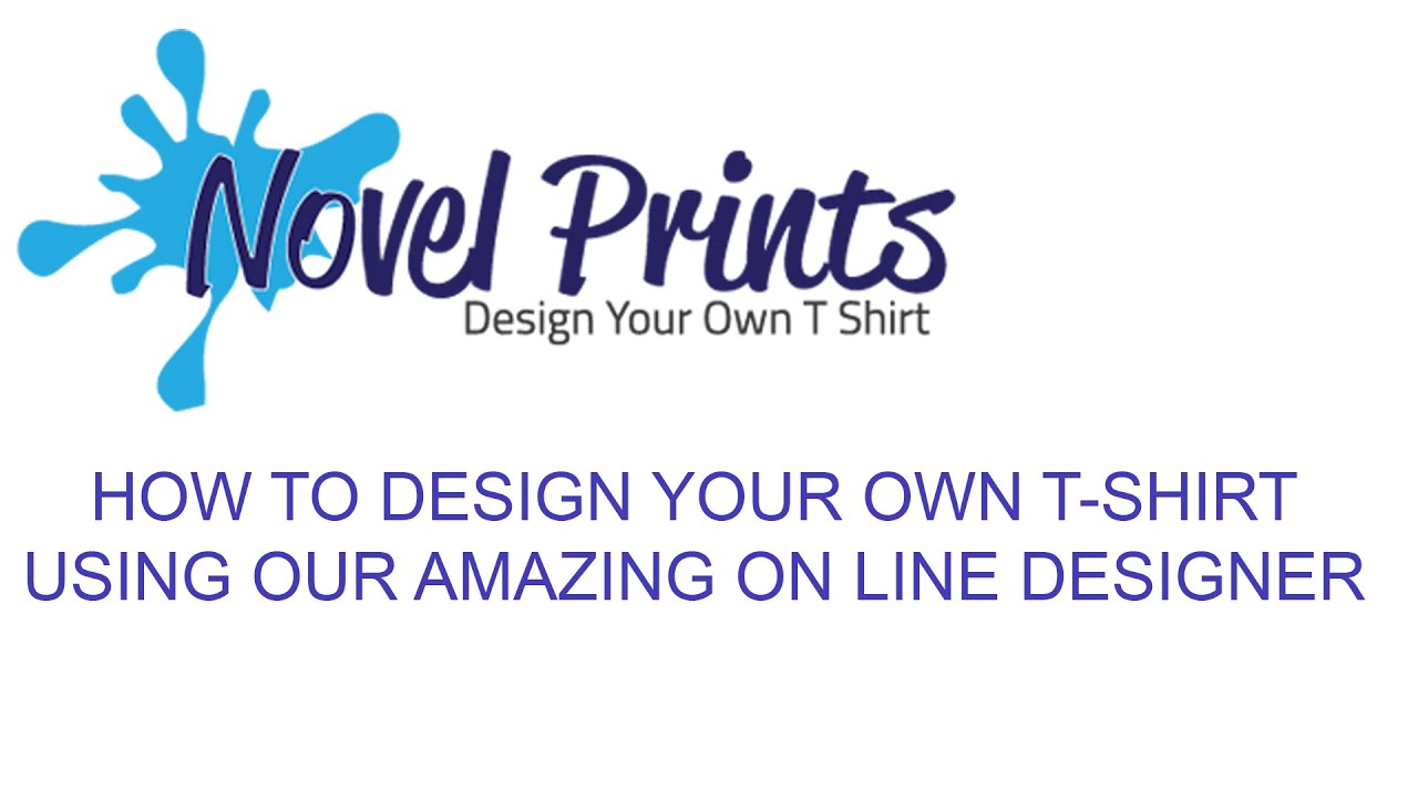 T shirt printing design your own t shirts create a t for Make photo t shirt online