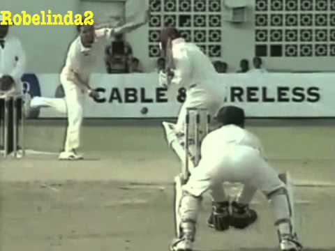 *FAIL* THE CATCH THAT ENDED IAN HEALY'S CAREER.......1999 BARBADOS