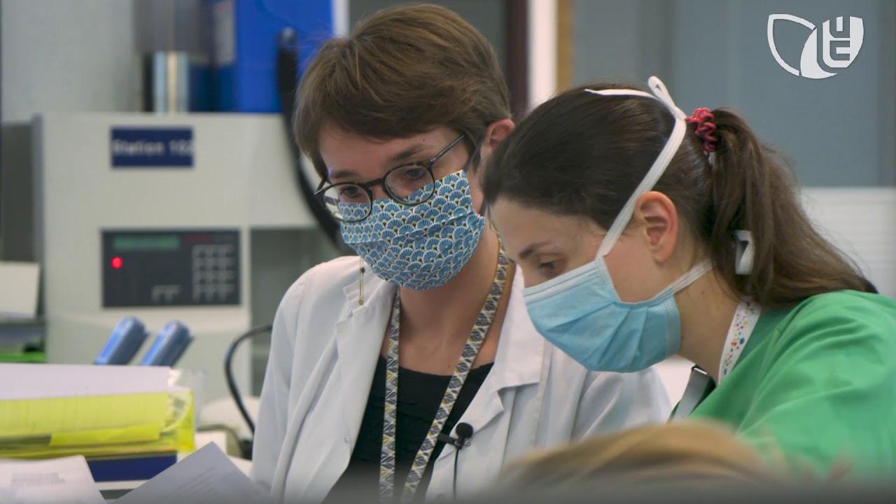 La Pharmacie, au cœur de la lutte contre le COVID-19