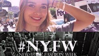 Я ♡ Нью-Йорк | Первый день Недели моды VLOG
