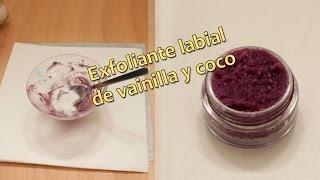 DIY: Como hacer exfoliante labial casero ♥ Mejores ideas de Sara