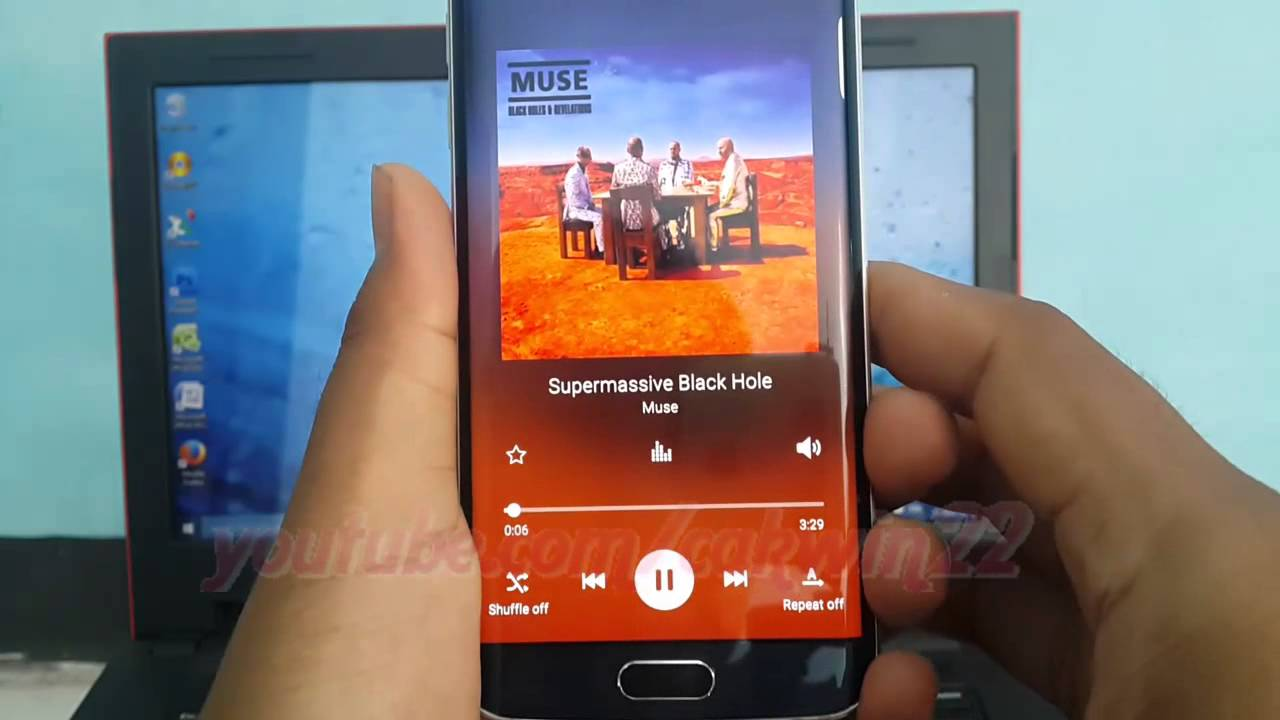 Android : How to Copy Samsung Galaxy S6 Music to Computer ...