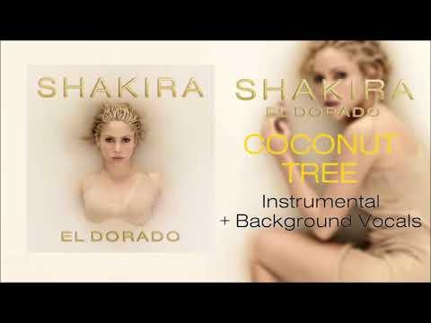 Shakira-Coconut Tree (Instrumental + Background Vocals)