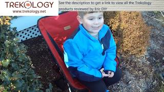 Trekology Sand Cover for Camping Chairs Review