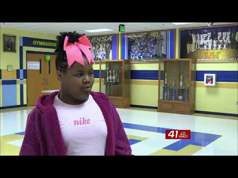 "Wilkinson County Middle School celebrates ""National No One E"