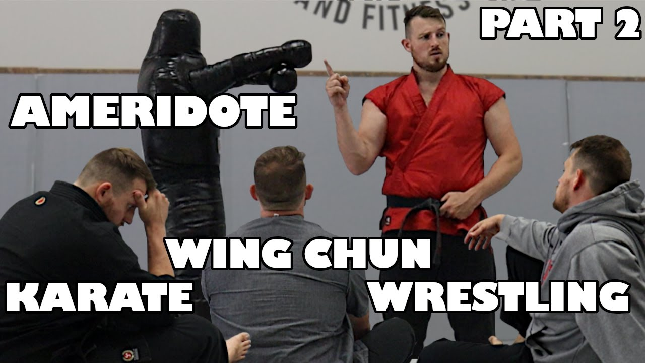 If Every Martial Arts Style Taught Eachother Pt 2