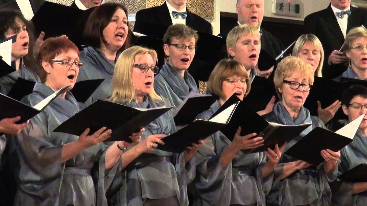 """00090 LU absolventu koris """"Jubilate"""",  Ulda Stabulnieka piemiņas koncerts """"70 gadi ar Latviju"""