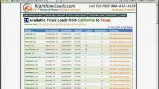 How To Find Truck Loads for Owner Operators Load Board