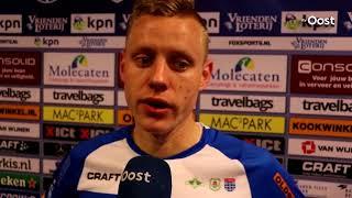 PEC Zwolle speelt gelijk tegen Excelsior en ziet concurrenten winnen