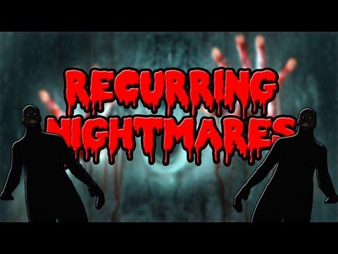 My 5 Worst Recurring Nightmares