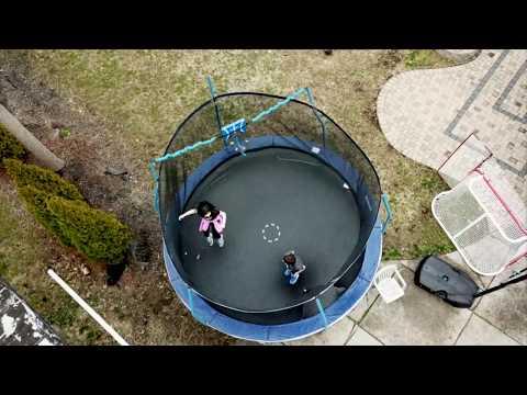 Backyard dangers: Trampoline Safety