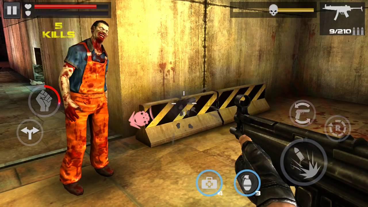 Dead Target Zombie Juegos De Zombies Gratis Android 2019