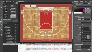 Silverlight Basketball Play Designer (Part 2)