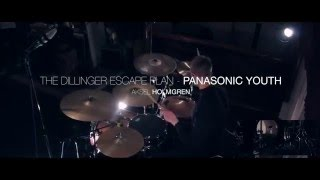 THE GREAT DISCORD 'Aksel Holmgren' - Panasonic Youth (Drum play-through)(The Dillinger Escape Plan c