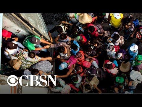 Trump announces plan to limit U.S. asylum policy
