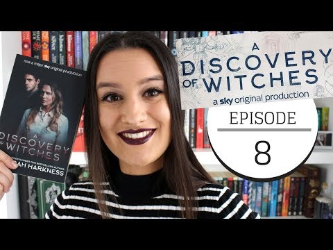 A DISCOVERY OF WITCHES EPISODE 8 | FINALE REACTION