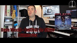 Dave Weckl - Festival De Ritmo Drumcover
