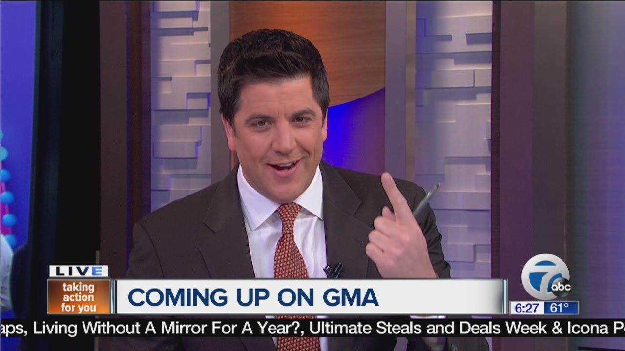 Good Morning America Dave Roe : Videos josh elliot trailers photos