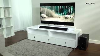 iT Sony HT CT380 and HT CT381 Sound Bar with wireless subwoofer   Copia