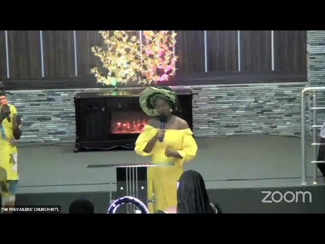 Adeoye Naming Ceremony (11.10.21) By Apostle Diran