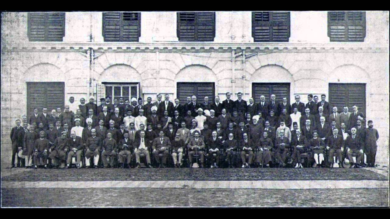 origin of indian national congress