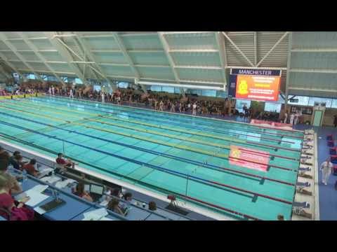 Lancashire County Swimming Championships 2017 Session 7