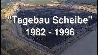 LMBV: Tagebau Scheibe 1982 - 1996