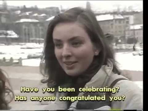 Women of Sarajevo (War 1993)