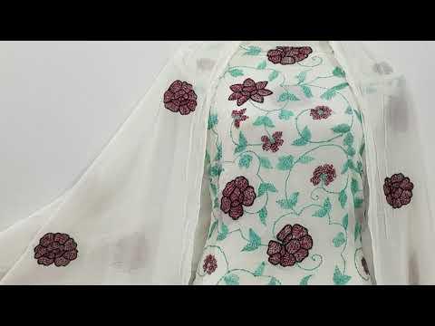 Embroidery Dress Kurti Anarkali Fashion Indian Pakistani Punjabi Dress