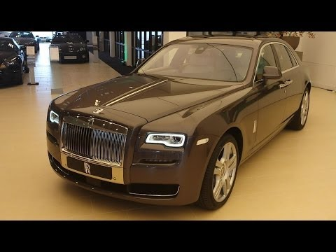 2016 Rolls Royce Ghost Series II In Depth Review Interior Exterior