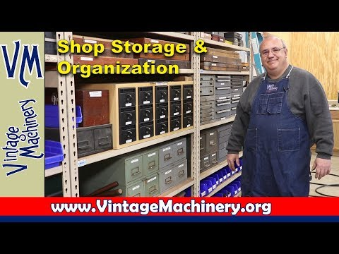Shop Storage and Organization Ideas and Solutions