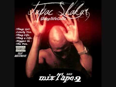 2pac MixTape2 T L Tmix2013