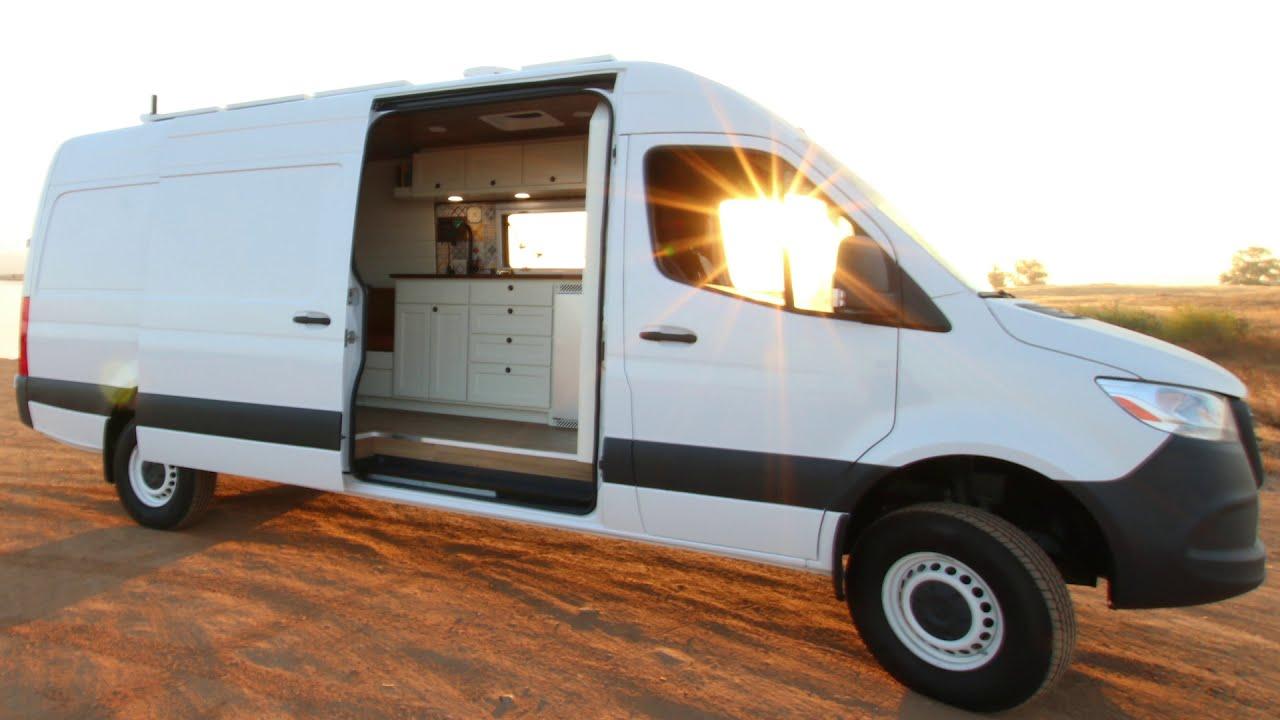 Mercedes 4x4 Sprinter Van For Sale West Coast Adventure Vehicles