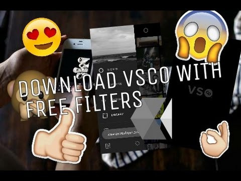 vscocam free filters apk download youtube