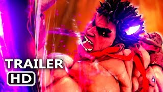 PS4 - Street Fighter 5: Kage Trailer (2018)