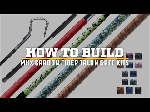 How To Build With The MHX Carbon Fiber Talon Gaff Kit