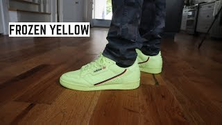 ADIDAS CONTINENTAL 80 REVIEW + ON FOOT