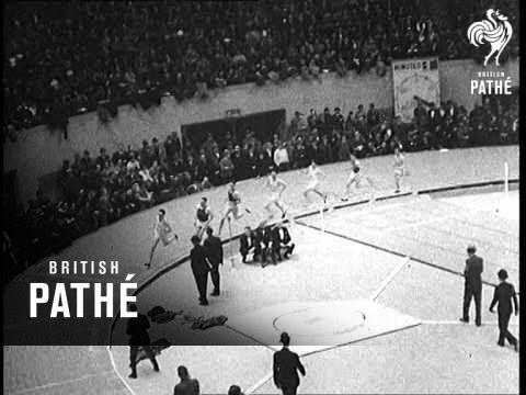 Venzke Beats Cunningham (1936)