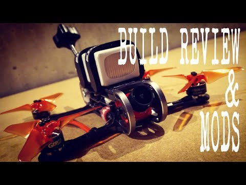 GEPRC CYGNET CX3 & FOXEER MIX - BUILD REVIEW AND MODIFICATIONS