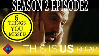 6 Critical Things You Missed On Nbc This Is Us Season 2 Episode 2 S02e02 Tv Recap Reaction