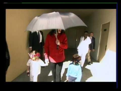 """Michael Jackson singing """"Smile"""""""