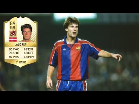 Fifa 17 Michael Laudrup review