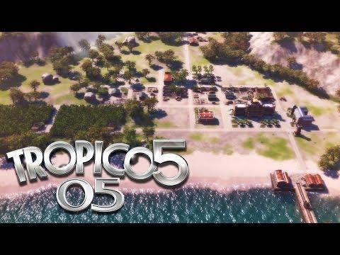 TROPICO 5 [HD+] #005 - Chiquita Banana aus Botswana ★ Let's Play Tropico 5