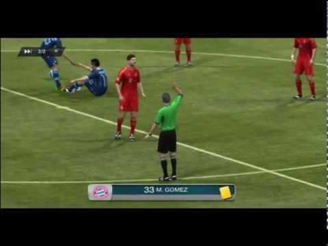 FIFA 13 Online Seasons: Bayern München (me) 2 - 2 Napoli  (by Fernando Palomo & Mario Kempes)