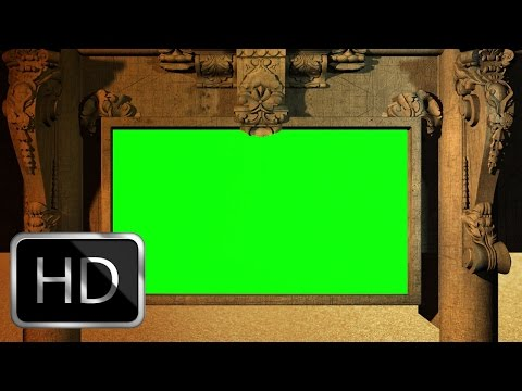 Wedding Background Video-Cool Animation Green Screen Effects thumbnail