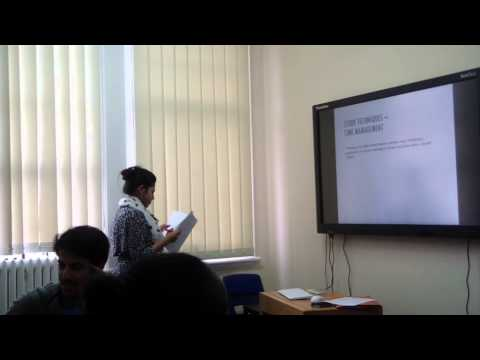 Oxford Business College Study skills & referencing Workshop