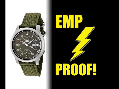 Why I wear a watch, an automatic watch. Know your equipment. Seiko 7S26-02J0 automatic watch