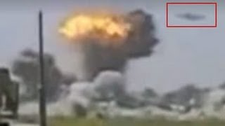 """Shock Footage: Marine Captures UFO Destroying Taliban Base: """"Unlike Any Known U.S. Military Drone"""""""