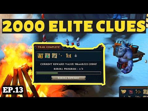 Aura Strikes Again! Road To Full Elite Log | Ep 13: [RS3]